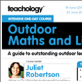 Outdoor Maths and Literacy